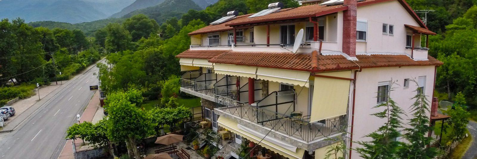 Ξενδοχείο Δροσιά Λουτράκι Πέλλας